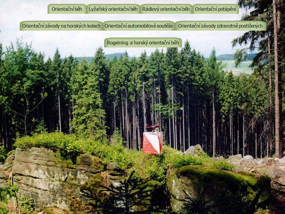 Výzbroj a výstroj - historie ► Obuv ► Dres ► Prorážečky http://www.orienteering-history.info/cfirst.php