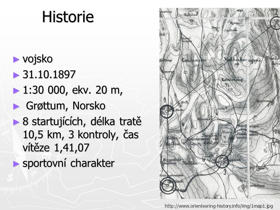 Historie ► vojsko ► 31.10.1897 ► 1:30 000, ekv.