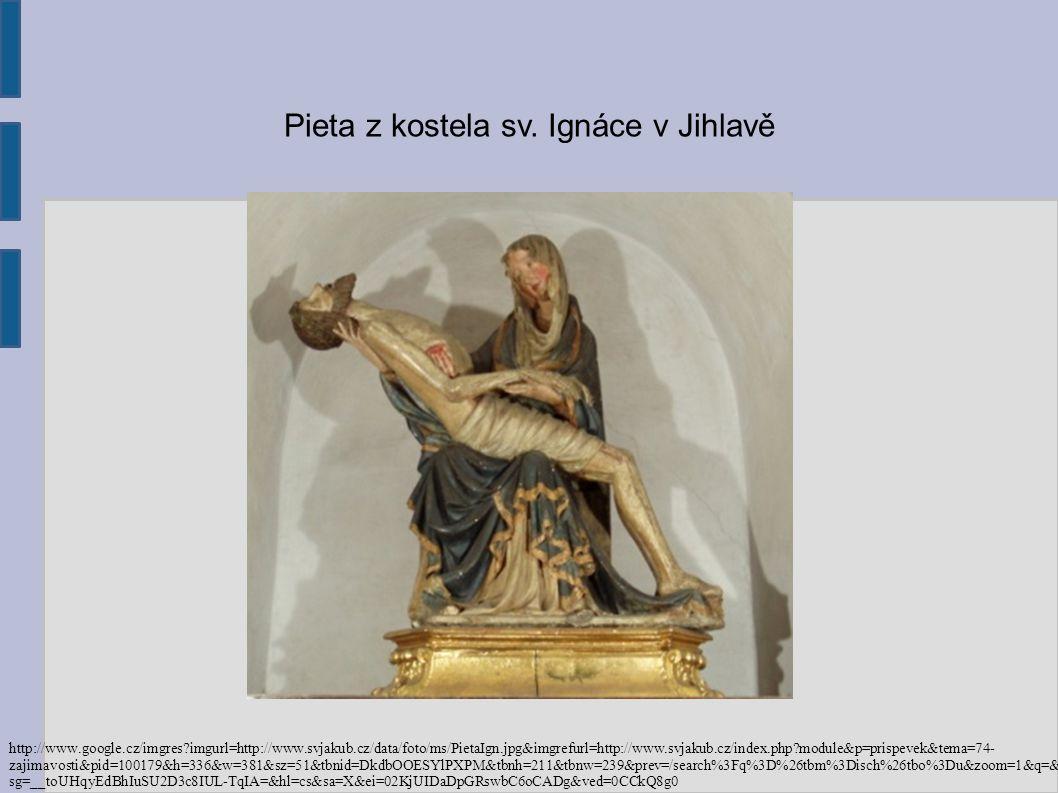 Pieta z kostela sv.