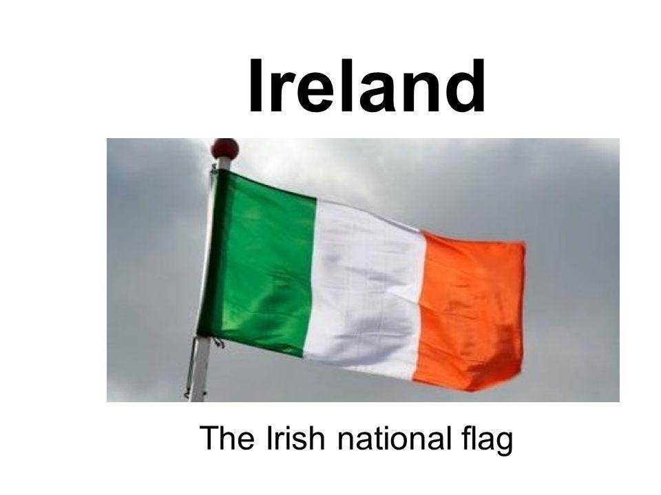 Ireland The Irish national flag