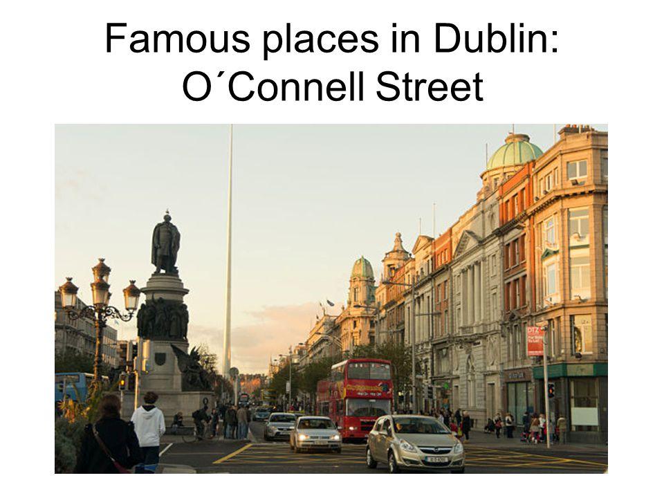 Famous places in Dublin: Dublin Castle