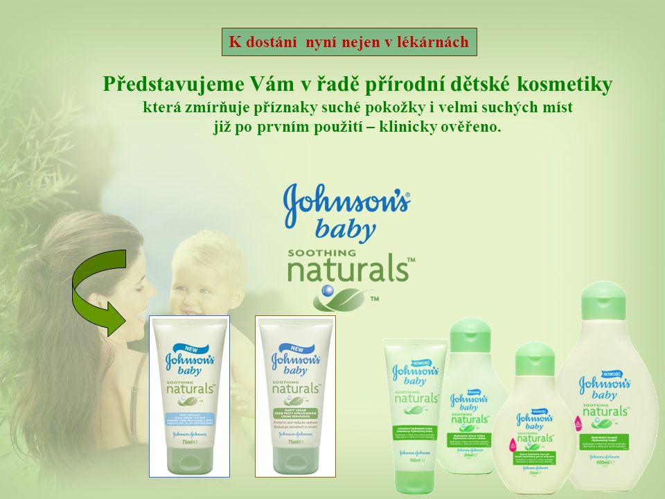 Představujeme Vám v řadě přírodní dětské kosmetiky která zmírňuje příznaky suché pokožky i velmi suchých míst již po prvním použití – klinicky ověřeno.