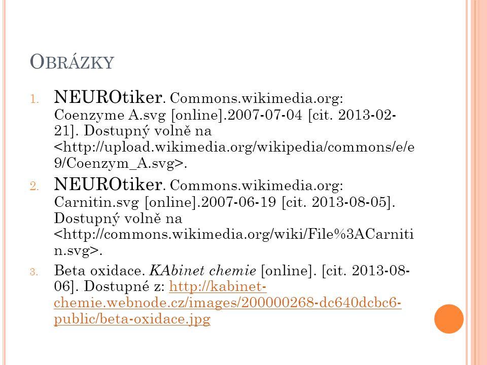 O BRÁZKY 1.NEUROtiker. Commons.wikimedia.org: Coenzyme A.svg [online].2007-07-04 [cit.