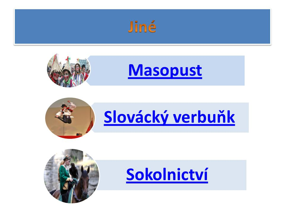 Masopust Slovácký verbuňk Sokolnictví