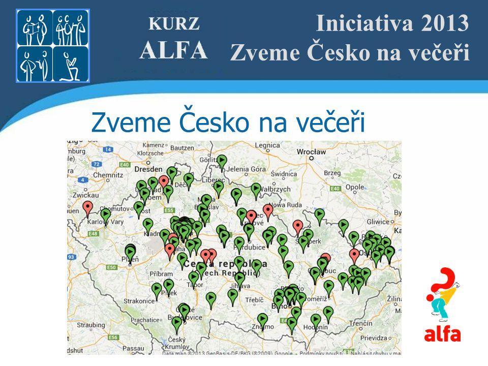 Iniciativa 2013 Zveme Česko na večeři Zveme Česko na večeři