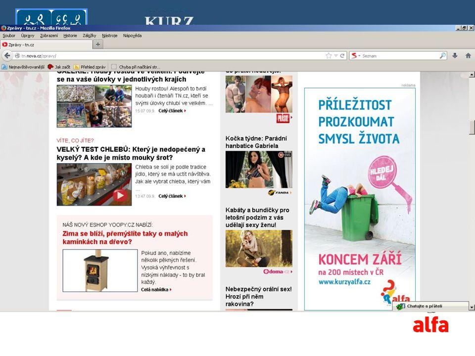 iDnes.cz Příklad banneru na web