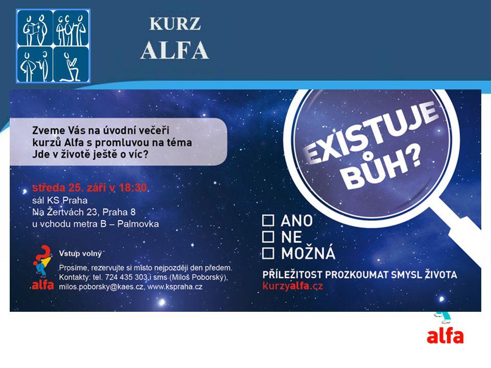 Děkujeme za Vaše partnerství Dotazy www.alphalive.ch/werbung Evangelizace národa a proměna společnosti