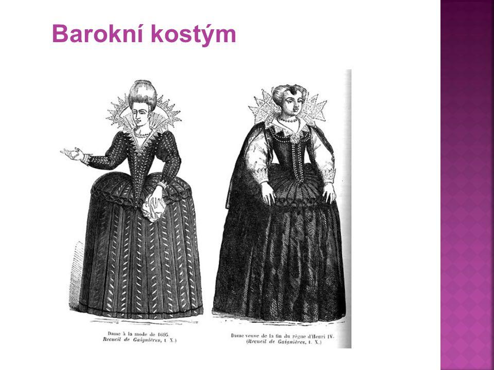 Barokní kostým
