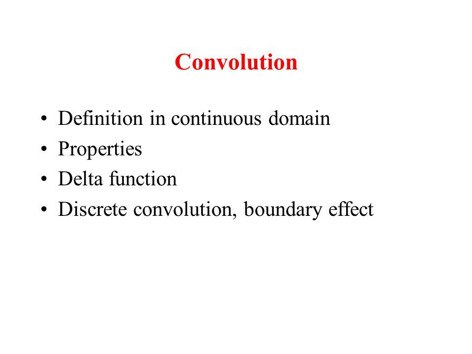 Fourier transform Recalling Fourier series