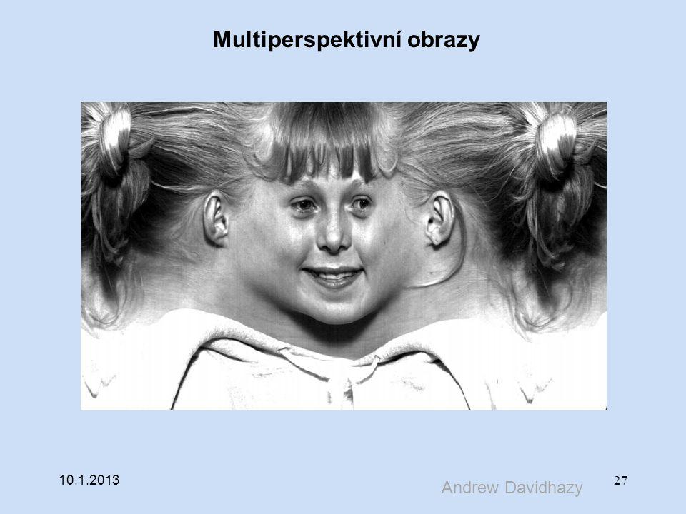Andrew Davidhazy Multiperspektivní obrazy 10.1.2013 27