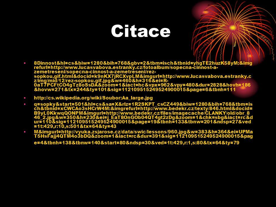 Citace 8Dinnost&hl=cs&biw=1280&bih=768&gbv=2&tbm=isch&tbnid=yhgTE2huzK58yM:&img refurl=http://www.lucasvabova.estranky.cz/fotoalbum/sopecna-cinnost-a- zemetreseni/sopecna-cinnost-a-zemetreseni/rez- sopkou.gif.html&docid=k9nKX7jRCXvpLM&imgurl=http://www.lucasvabova.estranky.c z/img/mid/12/rez-sopkou.gif.jpg&w=460&h=316&ei=R- 0aT7PCFtCO4gTz8oSsDA&zoom=1&iact=hc&vpx=962&vpy=480&dur=2828&hovh=186 &hovw=271&tx=244&ty=101&sig=112109515249524900015&page=6&tbnh=111 http://cs.wikipedia.org/wiki/Soubor:Aa_large.jpg q=sopky&start=501&hl=cs&sa=X&rlz=1R2SKPT_csCZ449&biw=1280&bih=768&tbm=is ch&tbnid=xCWCAo3sHCrW4M:&imgrefurl=http://www.bedekr.cz/texty/846.html&docid= B9yL0KkwqQONPM&imgurl=http://www.bedekr.cz/files/imagecache/CLANKY/old/obr_8 46_2.jpg&w=350&h=230&ei=j_EaT8OnGOb04QT4gt2zDg&zoom=1&chk=sbg&iact=rc&d ur=110&sig=112109515249524900015&page=19&tbnh=133&tbnw=201&ndsp=27&ved =1t:429,r:10,s:501&tx=64&ty=43 M&imgurl=http://vyuka.zsjarose.cz/data/swic/lessons/960.jpg&w=383&h=364&ei=UPMa T5HsFajj4QTM4o3bDQ&zoom=1&iact=rc&dur=391&sig=112109515249524900015&pag e=4&tbnh=138&tbnw=140&start=80&ndsp=30&ved=1t:429,r:1,s:80&tx=64&ty=79