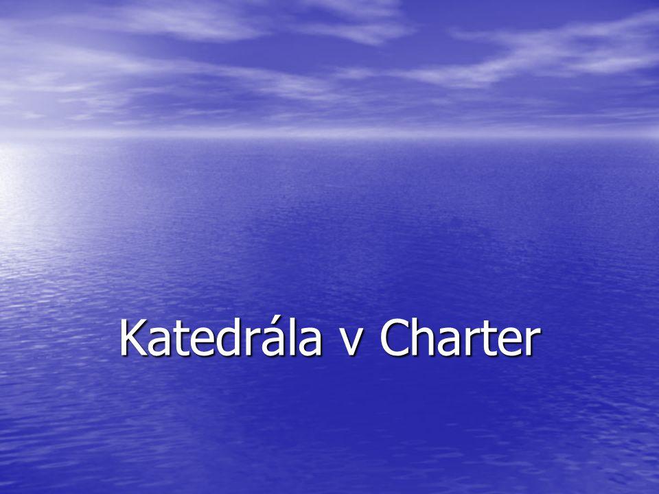 Katedrála v Charter