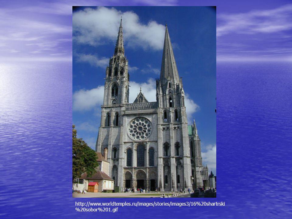 Poloha Katedrála se nalézá v Charter ve Francii, asi 80 kilometrů od Paříže na jihozápad.