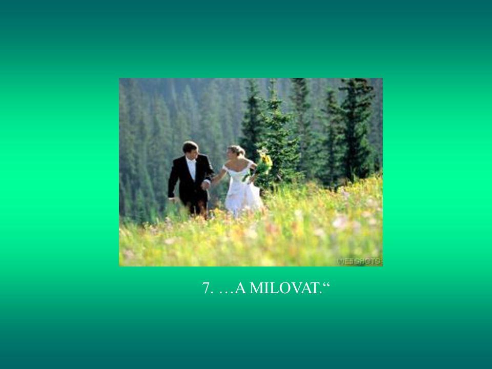 """7. …A MILOVAT."""""""