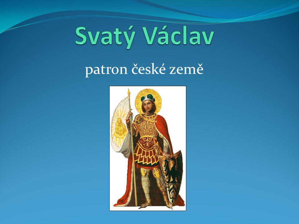 patron české země
