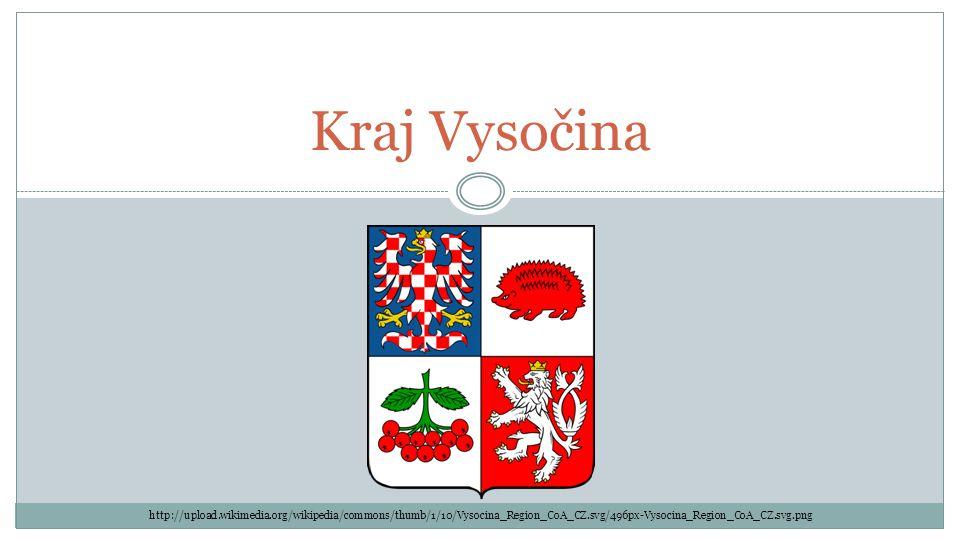 Kraj Vysočina http://upload.wikimedia.org/wikipedia/commons/thumb/1/10/Vysocina_Region_CoA_CZ.svg/496px-Vysocina_Region_CoA_CZ.svg.png