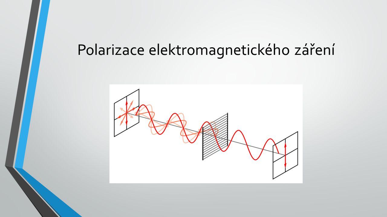 Odraz a ohyb elektromagnetického záření plošný vodič je pro elektromagnetické záření překážkou jsou-li rozměry překážky větší než vlnová délka - vlnění za překážku neproniká za plošným vodičem vzniká stín při menších rozměrech překážky se část energie na překážce odrazí a část za překážku projde