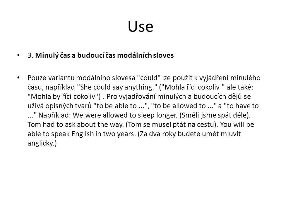 Use 3.