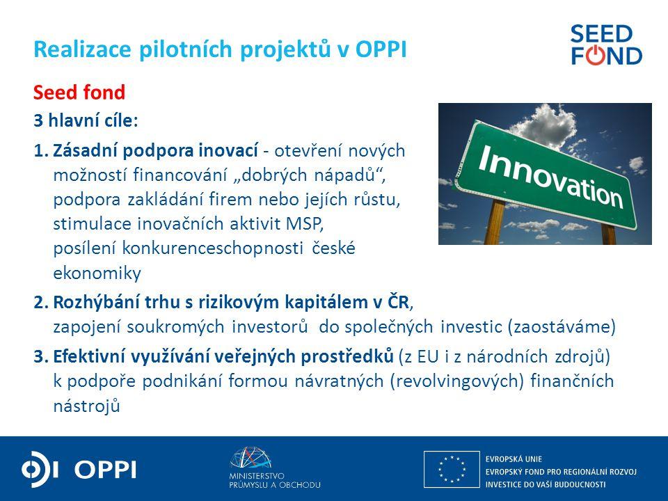 MPO se usilovně věnuje vytvoření OP PIK, jeho přípravu však mohou ovlivnit i vnější faktory jako je například schvalování zásadních dokumentů orgány EU – dosud například není schválena tzv.
