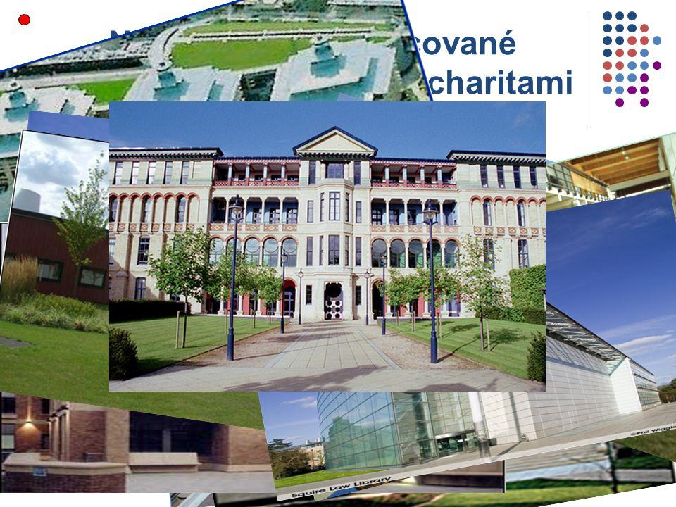 © Prof. R. Hanka 2010 17 Nové budovy financované průmyslem, jednotlivci, charitami