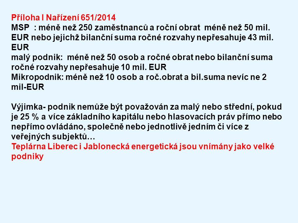Legislativní změny Dne 1.července 2014 vstoupilo v účinnost Nařízení EK č.