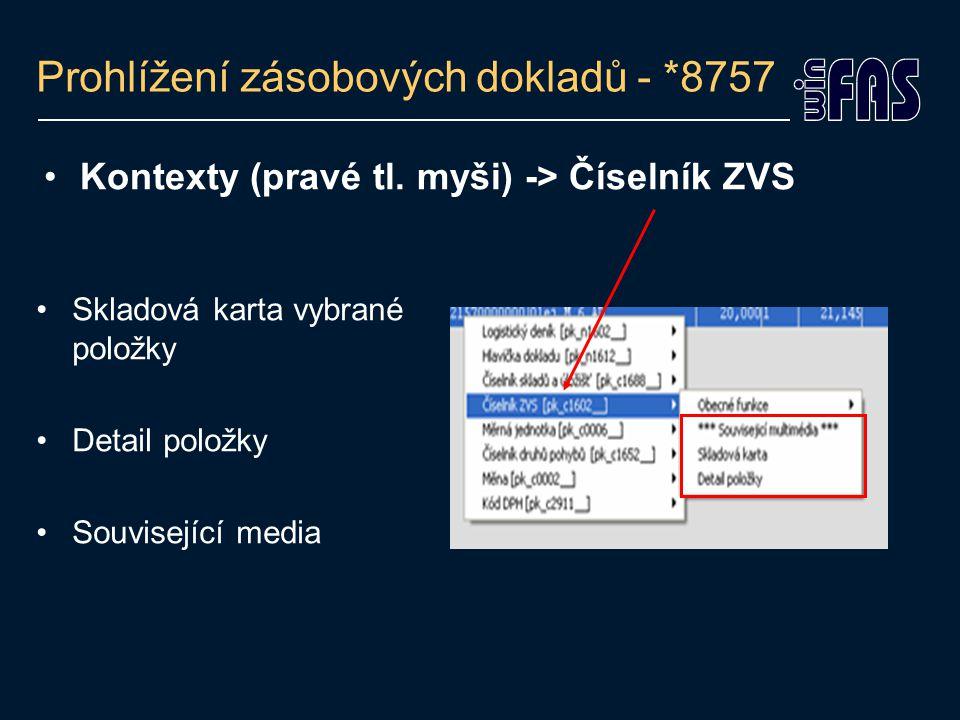 Zpracování inventury Přidání sloupce s tečkami –> SQL->pravé tlačítko myši na název sloupce-> vyber tečky