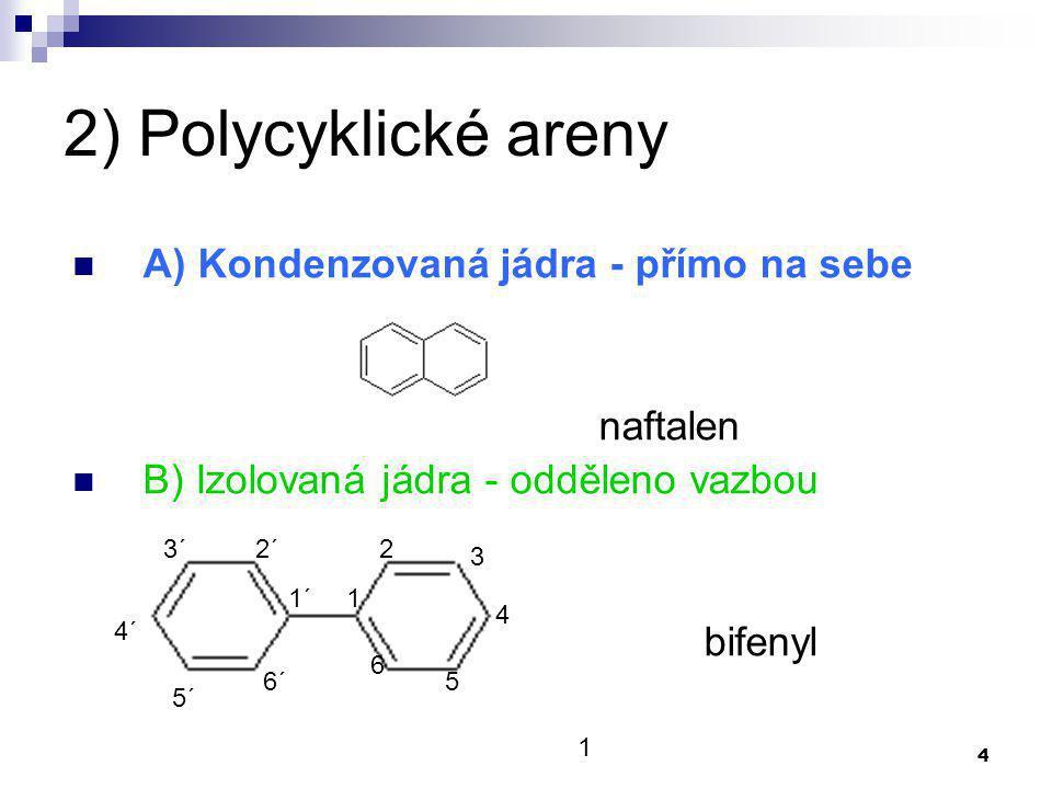 25 c) sulfonace Zavádí se skupina SO 3 H, elektrofilem SO 3 Použití kys.
