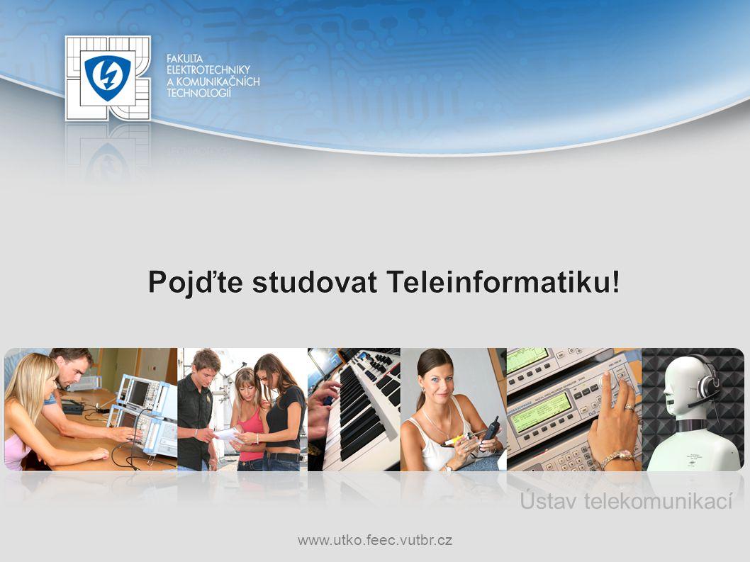 www.utko.feec.vutbr.cz Ústav telekomunikací