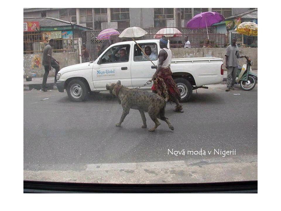 Nová moda v Nigerii