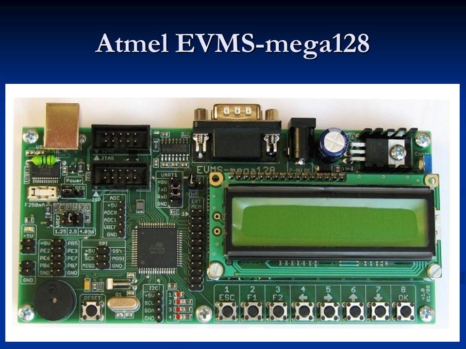 Atmel EVMS-mega128