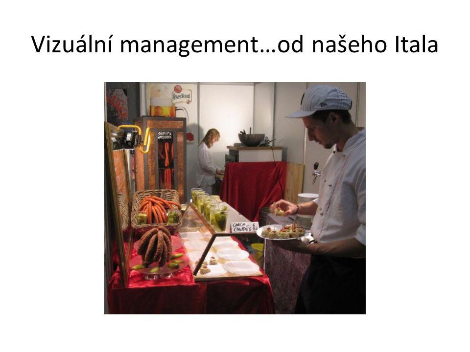 Vizuální management…od našeho Itala