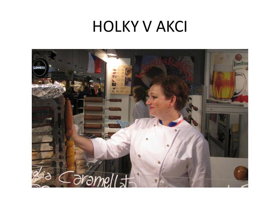 HOLKY V AKCI