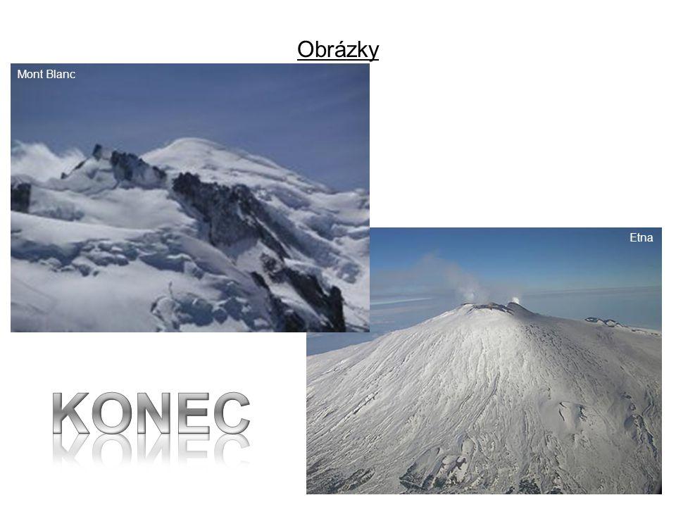 Obrázky Etna Mont Blanc