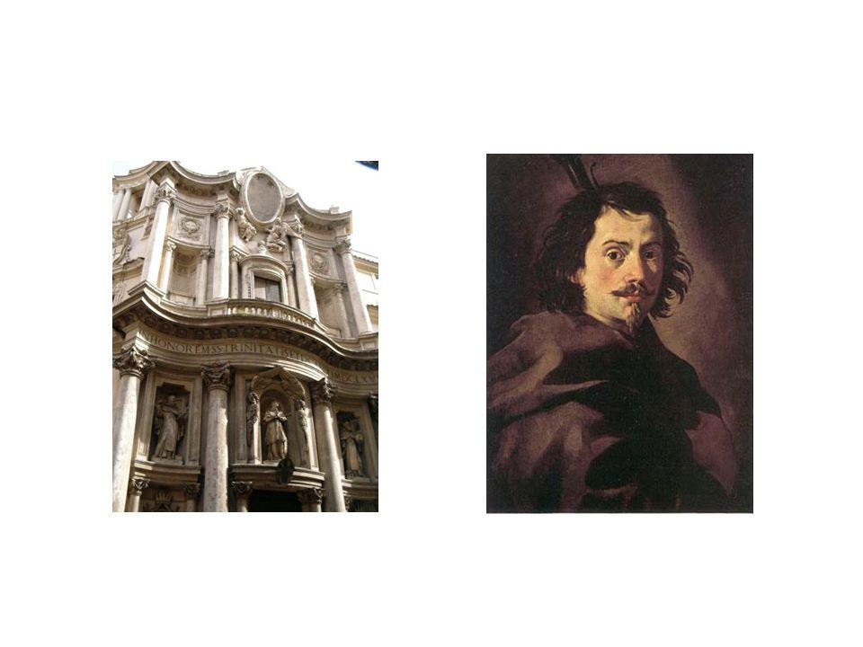 Francouzská barokní architektura vláda Ludvíka IV.