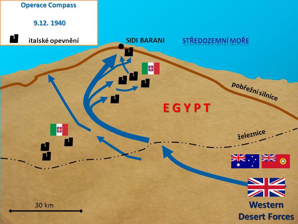 Operace Compass 9.12.1940 9.12.