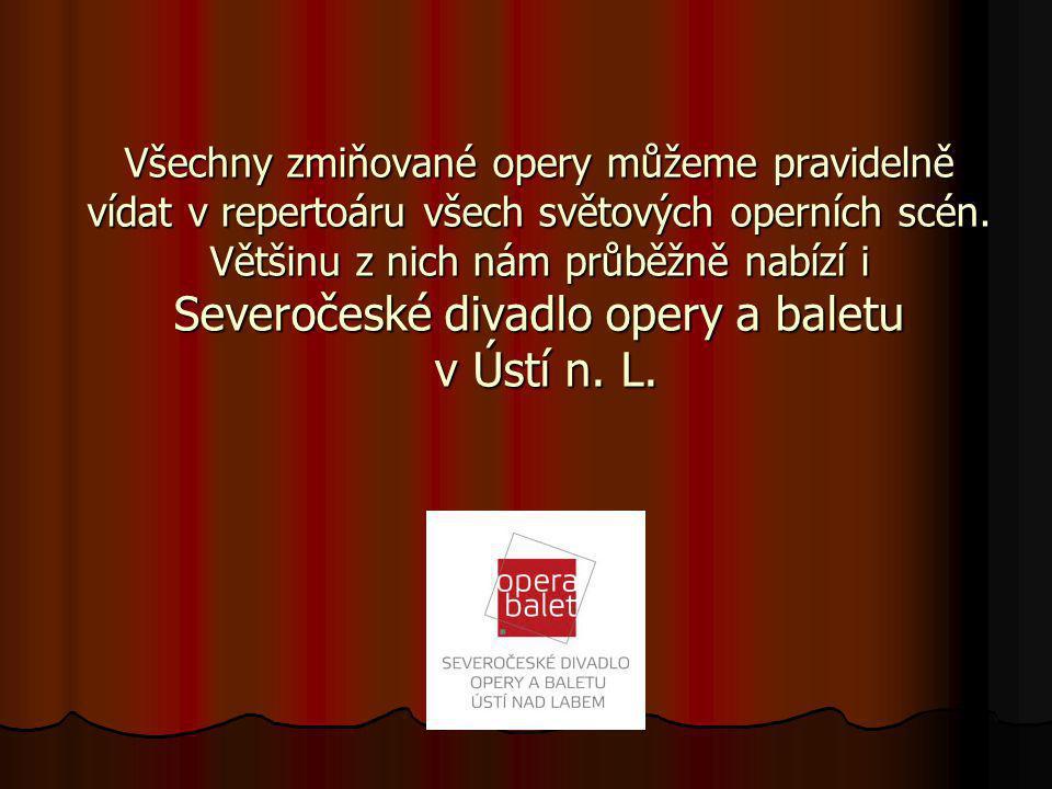 Povídání o italské opeře zakončíme představitelem vrcholného italského operního verismu (směr usilující o pravdivé zobrazení skutečnosti) – a tím je: