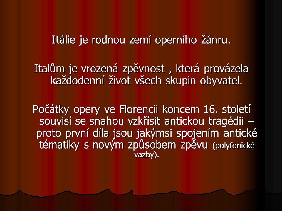 Italská opera