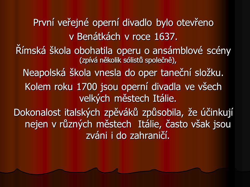 Jeho nejznámější opera vznikla v roce 1607 a jmenuje se ORFEUS ORFEUS