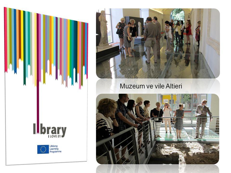 Muzeum ve vile Altieri