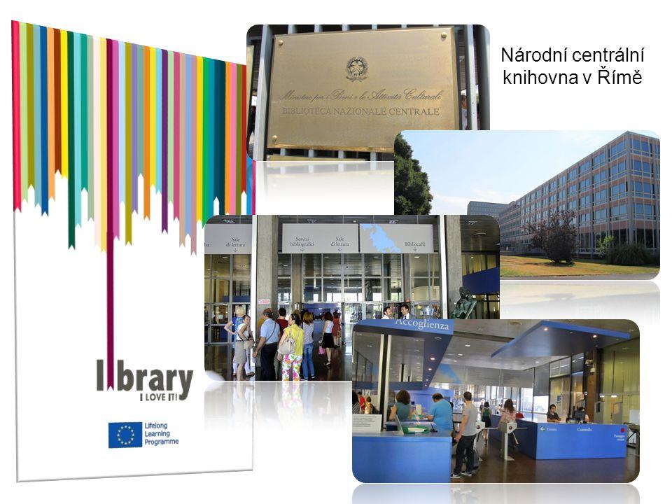 Národní centrální knihovna v Římě