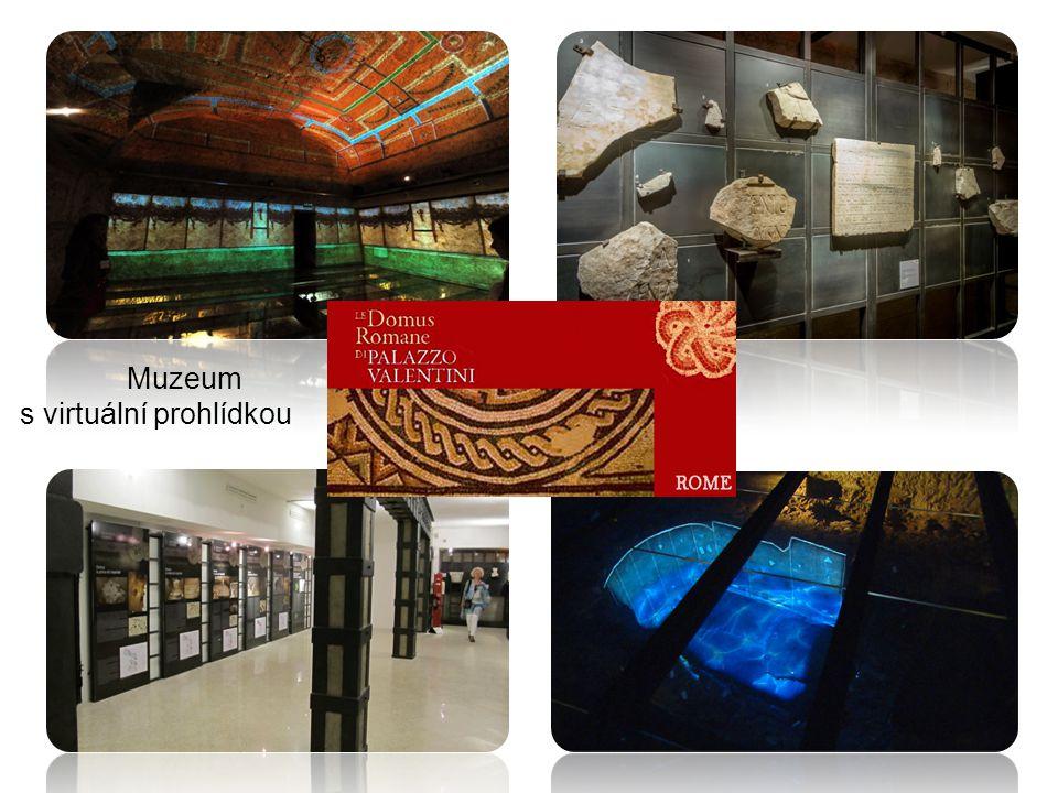 Muzeum s virtuální prohlídkou