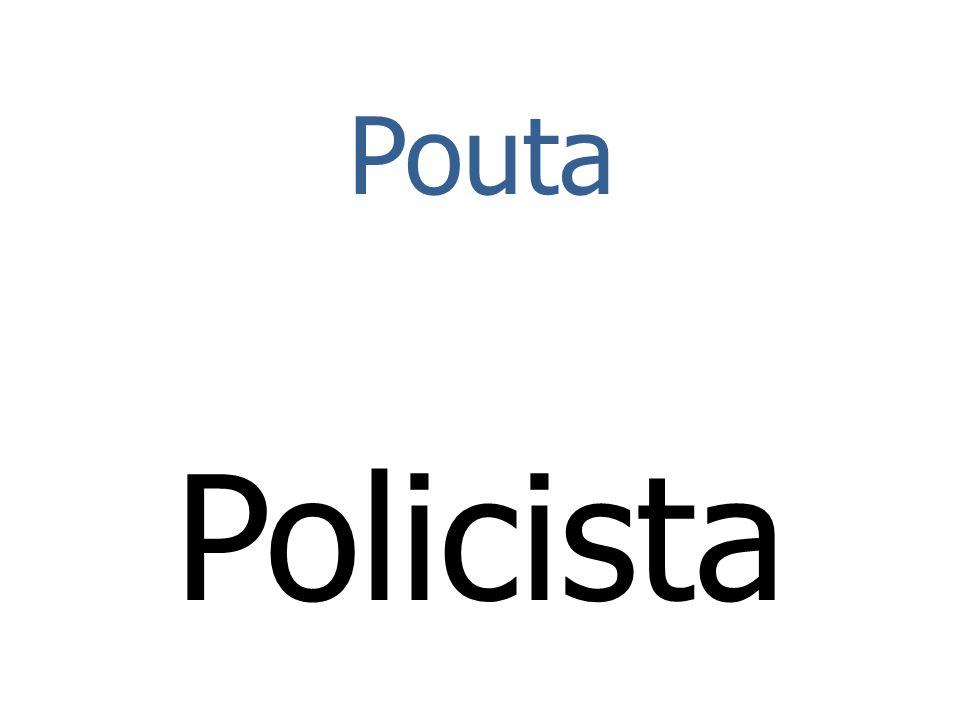 Pouta Policista