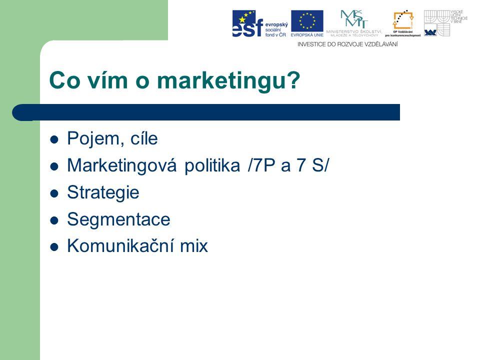 Co je to sociální marketing Sociální marketing je strategie, která používá marketingových principů a technik pro podporu změn chování cílových skupin, s cílem zlepšení společnosti a budování trhů výrobků nebo služeb.