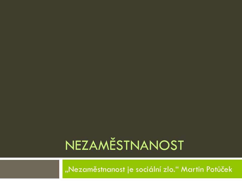 Aktuality  http://finance.idnes.cz/nezamestnany-hleda-praci- 0xh- /podnikani.aspx?c=A140320_2047304_podnikani _zuk http://finance.idnes.cz/nezamestnany-hleda-praci- 0xh- /podnikani.aspx?c=A140320_2047304_podnikani _zuk  http://blog.aktualne.cz/~patrikz~/blogy/martin- potucek.php?itemid=7735 http://blog.aktualne.cz/~patrikz~/blogy/martin- potucek.php?itemid=7735  http://www.parlamentnilisty.cz/zpravy/ekonomika/ Hroziva-nezamestnanost-Znama-ekonomka- pridava-neprijemne-hodnoceni-303340 http://www.parlamentnilisty.cz/zpravy/ekonomika/ Hroziva-nezamestnanost-Znama-ekonomka- pridava-neprijemne-hodnoceni-303340