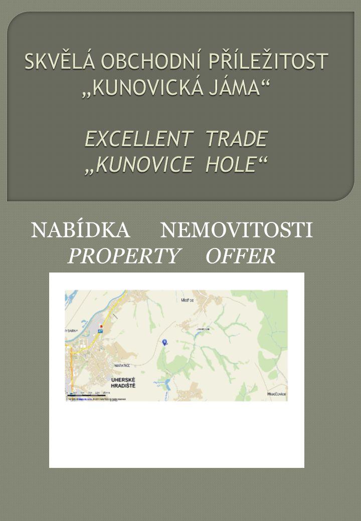 Vlastník nemovitosti / property owner : EKOCICO s.r.o.