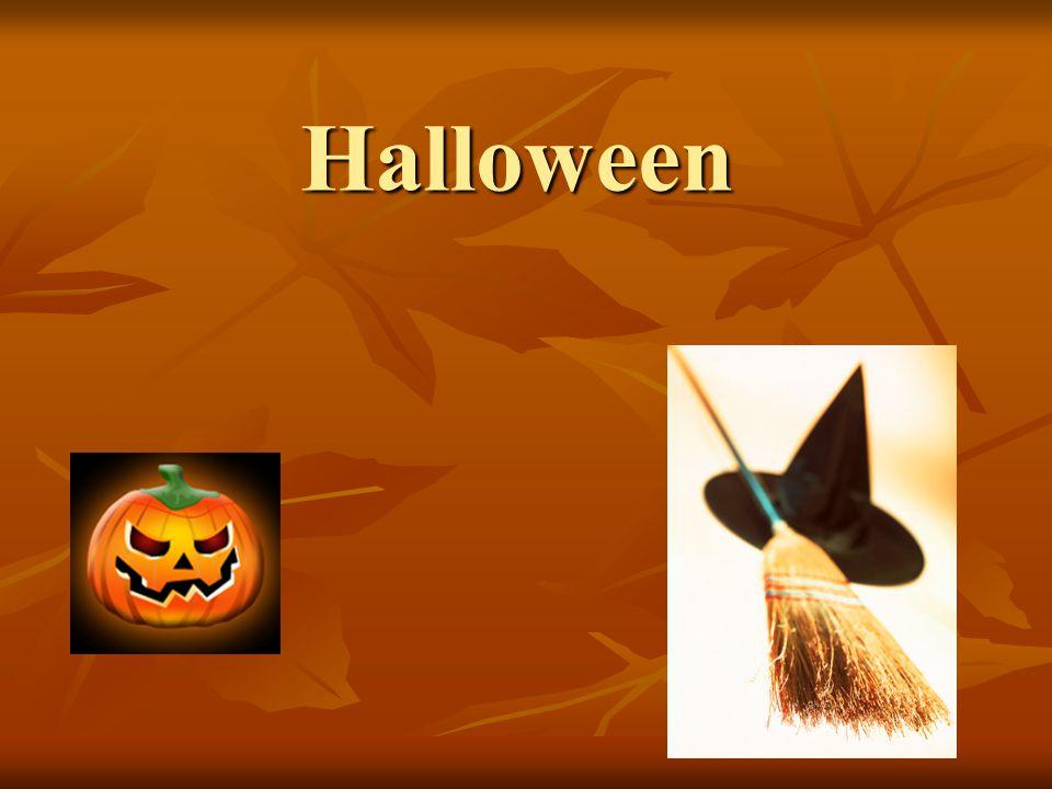 Co je to Halloween??.Halloween je svátek, který se slaví 31.