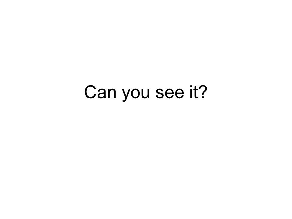 Vidíš to?