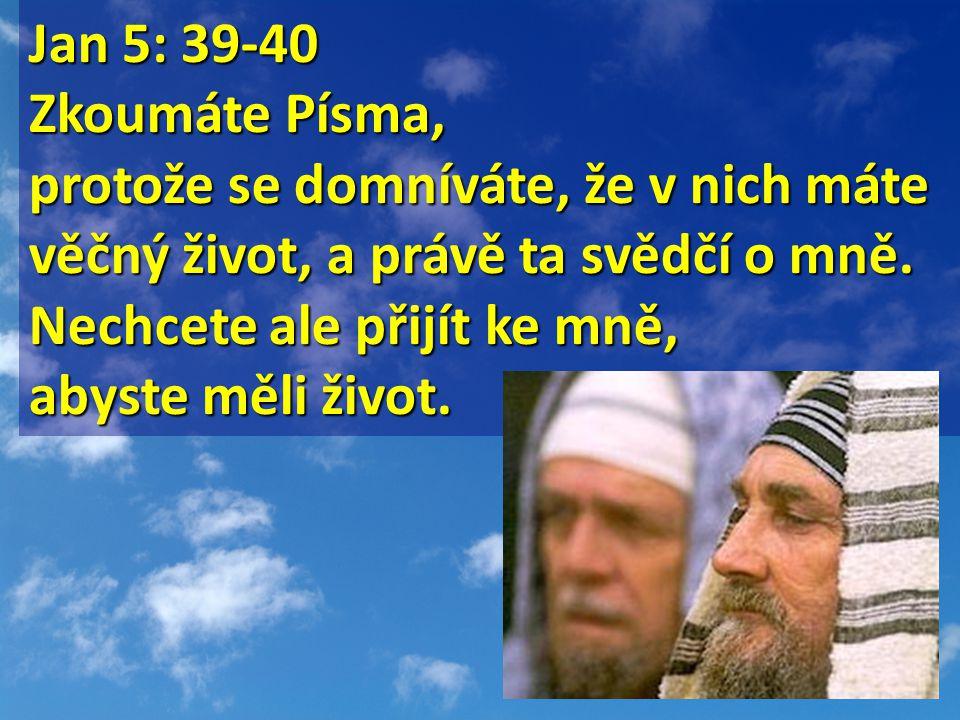 Marek 4:13-17 A řekl jim: Nerozumíte tomuto podobenství; jak budete chápat všechna ta podobenství?