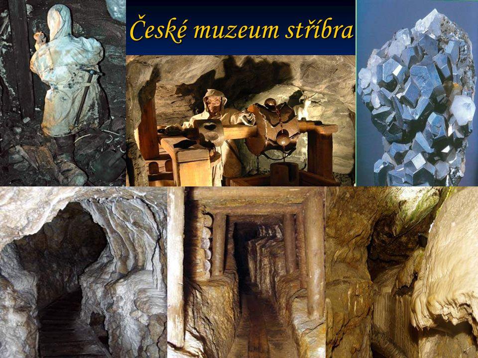 České muzeum stříbra