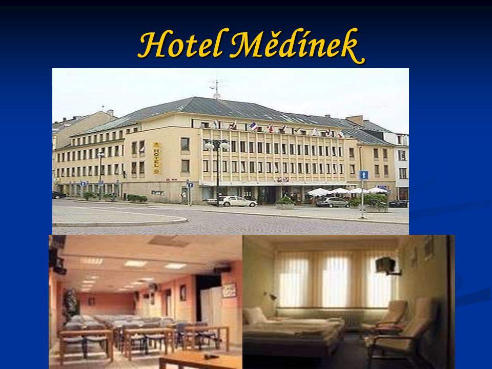 Hotel Mědínek